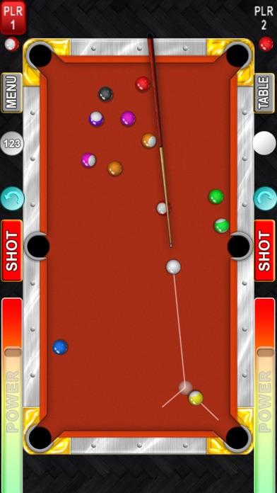 Pool review screenshots