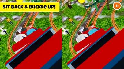 VR Roller Coaster: Real Ride Experience screenshot four