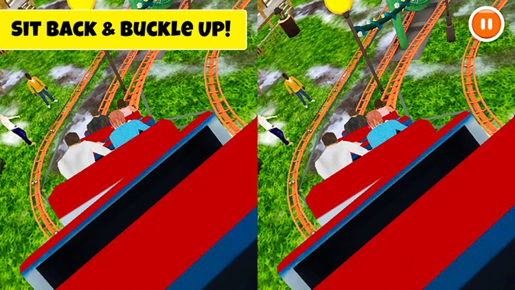 VR Roller Coaster: Real Ride Experience screenshot-3