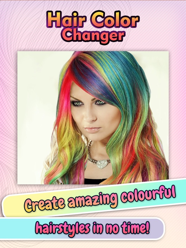 Hairstyle Changer Photo Editor On The App Store