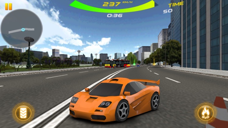 Car Racing Offroad Driving Simulator 3D Unity Game by Games World 3D