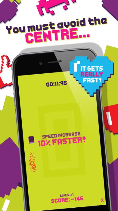 Pixel Dash - Test Your Reaction Speed Game screenshot 2