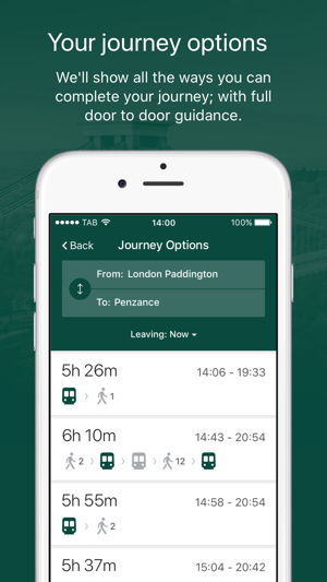 Top Five Train Ticket Booking App For Ios - Circus