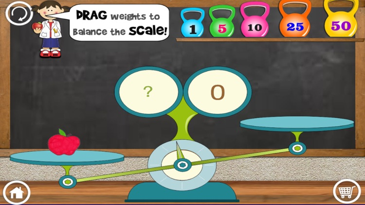 Heavy or Light - the science weighing game screenshot-4