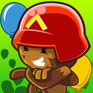 Bloons TD Battles Games app