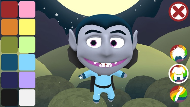 Brusheez - The Little Monsters Toothbrush Timer screenshot-3