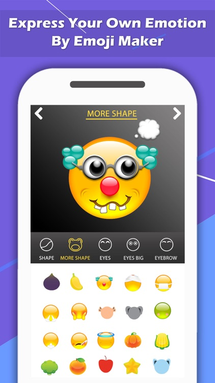 Emoji Maker - Create Personal Chat Emojis,Smiley