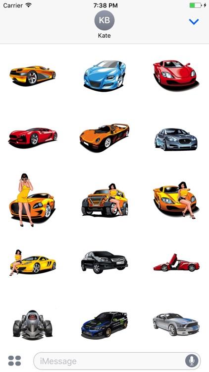 CarMojis - HD Car Stickers