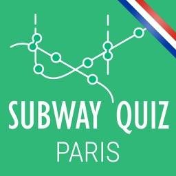 Subway Quiz - Paris