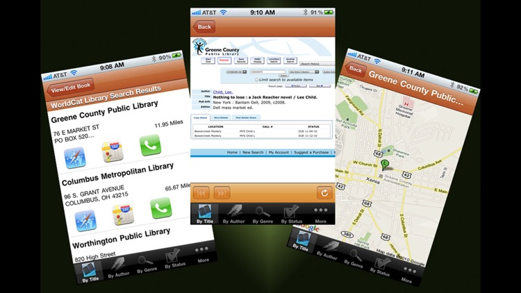 iBookshelf Lite screenshot-3