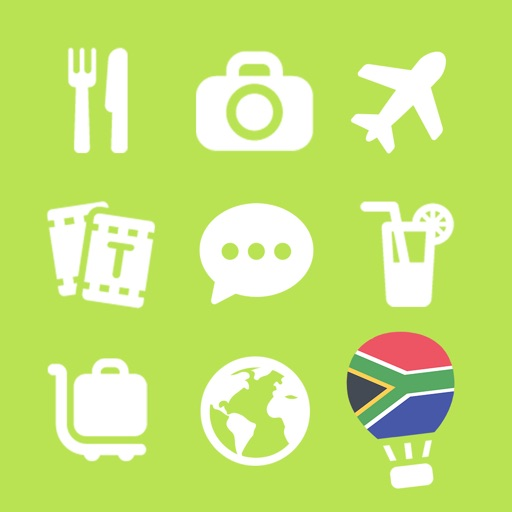 LETS Travel South Africa! Afrikaans Phrase Book