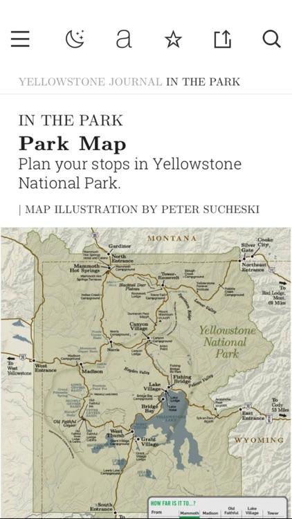 National Park Journal screenshot-4