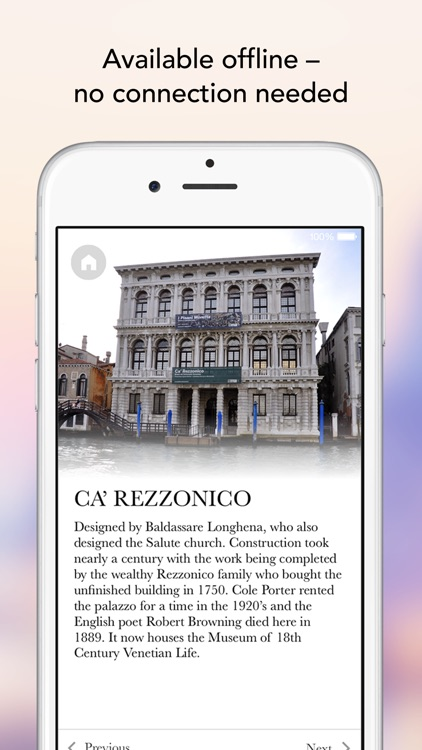 Venice Grand Canal Guide screenshot-4