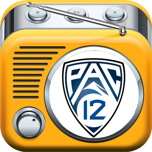 PAC 12 College Football Radio - Live Games