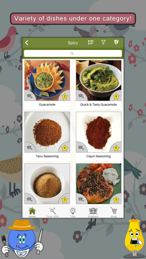Raw food recipes smart cookbook on the app store forumfinder Image collections