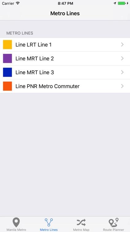 Manila Metro screenshot-3
