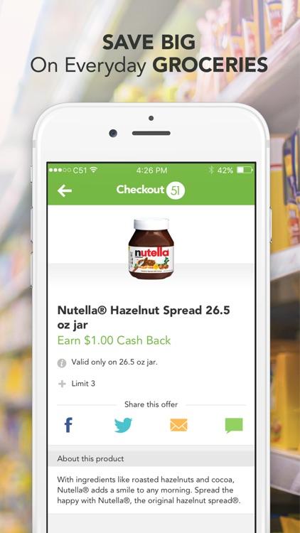 Checkout 51: Cash Back Savings