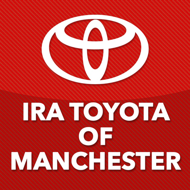 Ira Toyota Of Manchester On The App Store