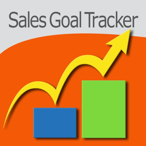 Easy Sales Goal Tracking—Fast Accurate Tracker