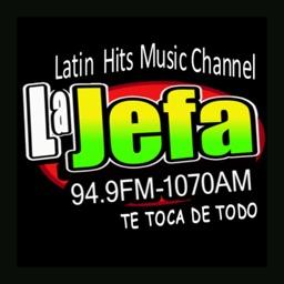 La Jefa 94.9 FM y 1070 AM