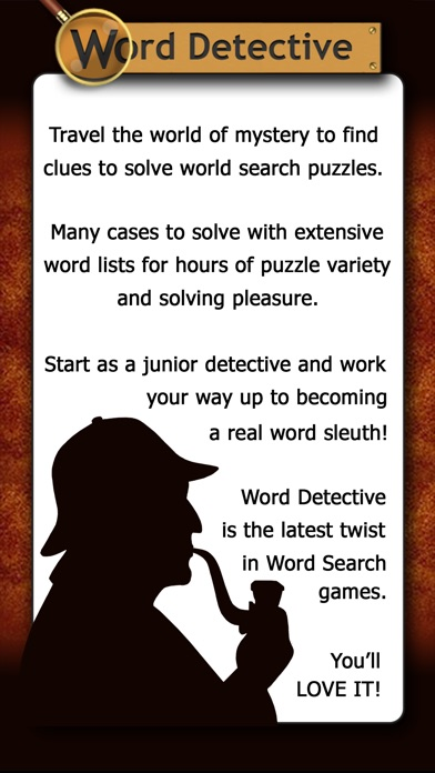 Word Detective screenshot1