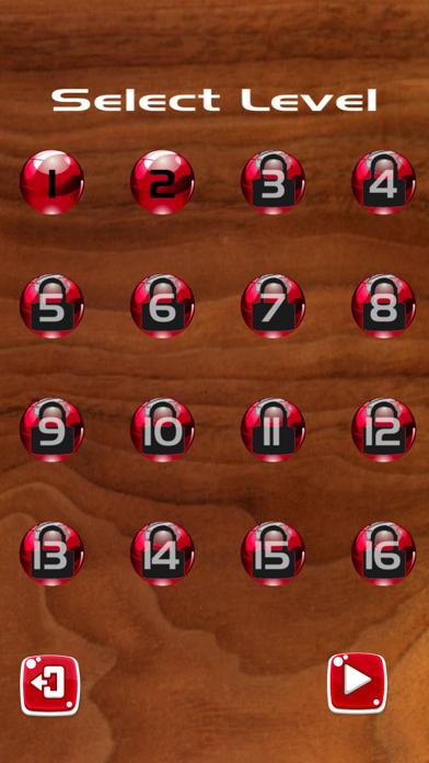 Roll Balls to hole screenshot 2