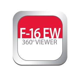 Raytheon F-16 EW 360 VR Experience
