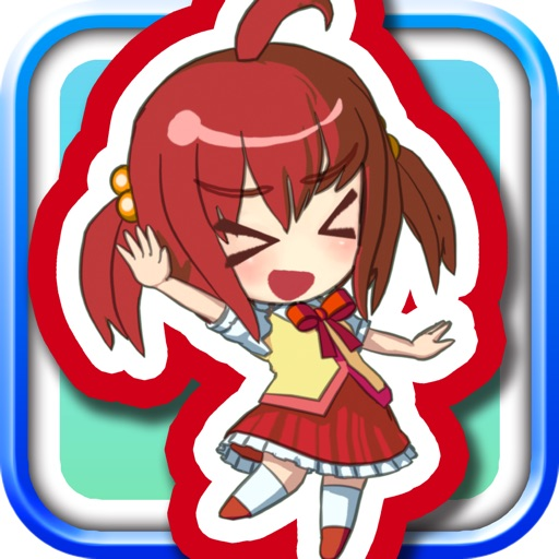 DOUBLE JUMP RINGO RUN ACTION by Masaya Mukae