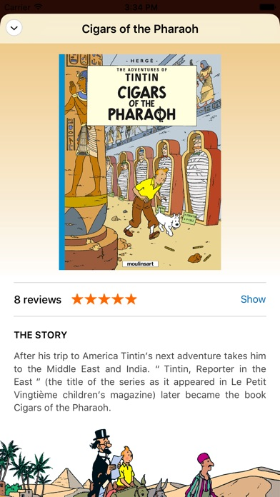 The Adventures Of Tintin review screenshots
