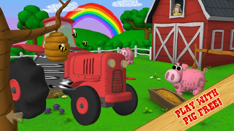 Old MacDonald Had a Farm Sing and Play screenshot-3