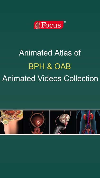 Animated Atlas of BPH and OAB