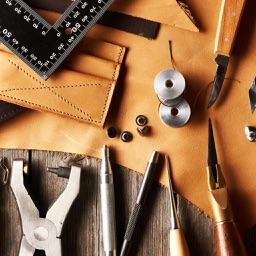 Leather Crafting Master Class