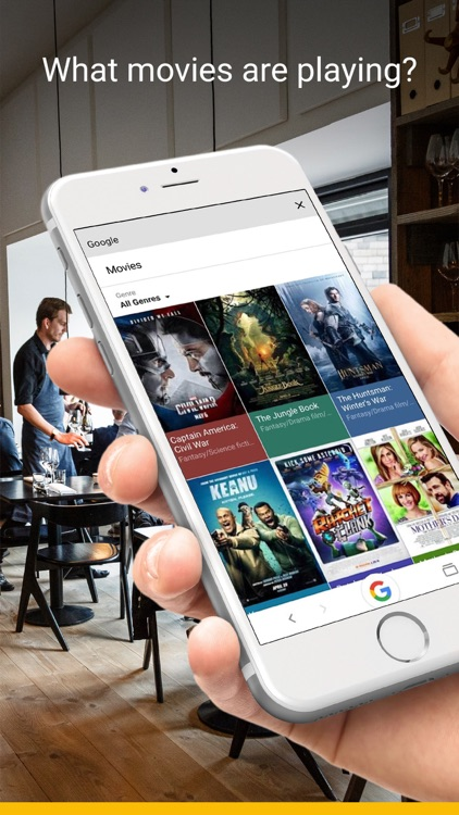 Google – Search made just for mobile app image