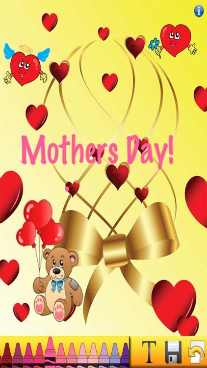 Mothers Day Card Creator screenshot-4