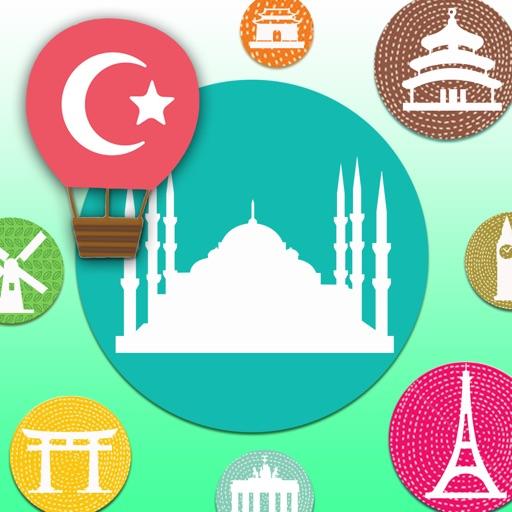 Учить турецкий язык с уроками языка ребенком