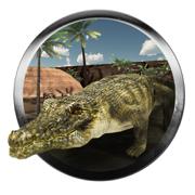 愤怒的鳄鱼3D模拟器 - 野生鳄鱼