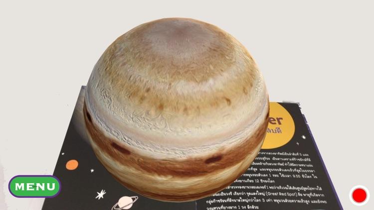 Solar System AR Book screenshot-4