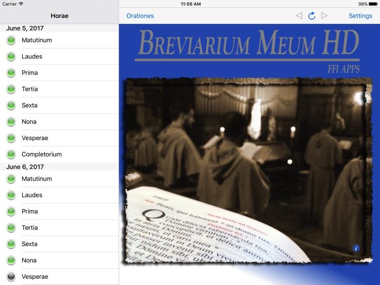 Breviarium Meum HD