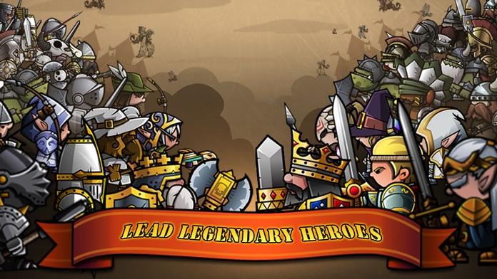 Mini Warriors™ Screenshot