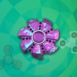 Hand Spinner Game Toy