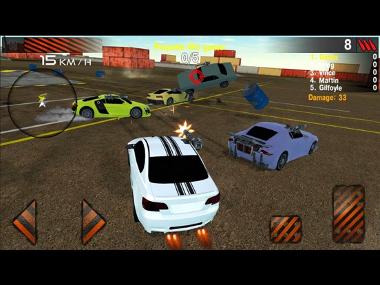 Crash Day : Derby Simulator Pro на iPad