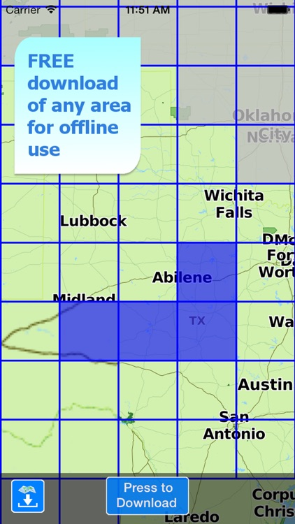 Aqua Map Texas TX Lakes - GPS Nautical Charts screenshot-4