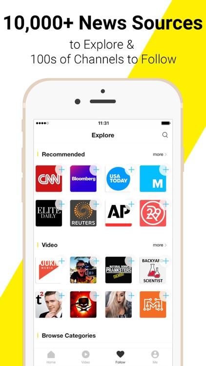 TopBuzz: Best Viral Videos, GIFs, TV & News screenshot-4