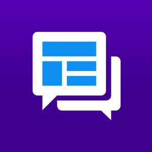 Newsroom - News that gets you talking News app