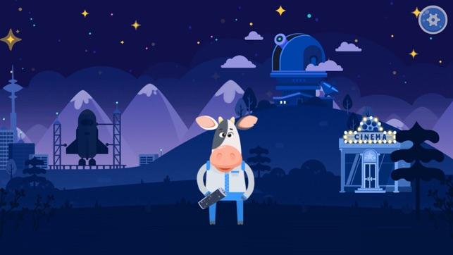 Star Walk Kids - Guia do céu Screenshot