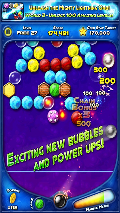 Bubble Bust! - Pop Shooter screenshot-3