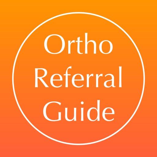 Orthopedic Referral Guidelines
