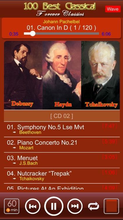 [10 CD]100 best classical screenshot-3