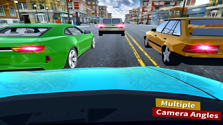 Horizon Traffic Racer: Endless Highway Racing screenshot-4