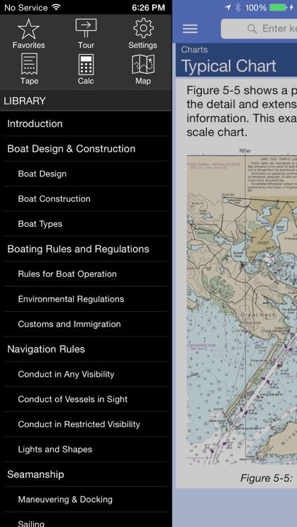 Boater's Pocket Reference screenshot-4